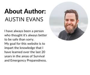 Home invasion - About the Author- Austin Evans